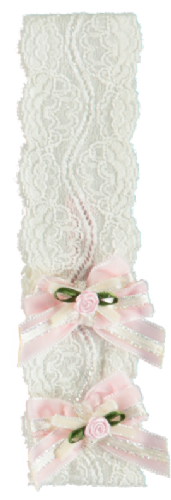 Piccola Speranza Rose Head Band